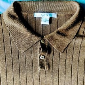 **$7 w/BUNDLE** Cassel Ribbed Shirt